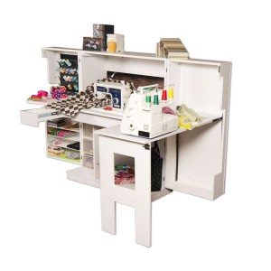 combination sewing cabinet