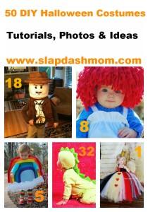 50 costume ideas