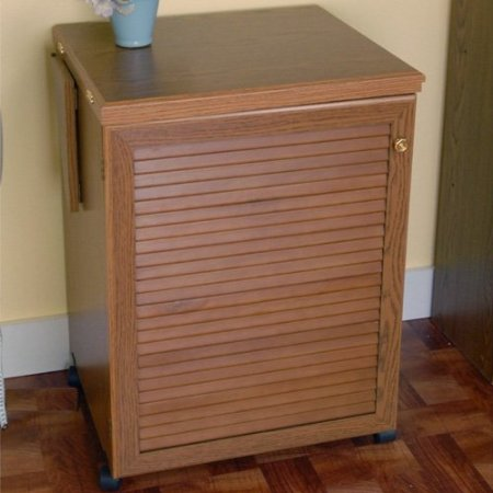 Arrow Sewnatra Sewing Cabinet closed