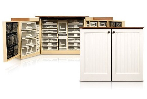 minibox sewing cabinet