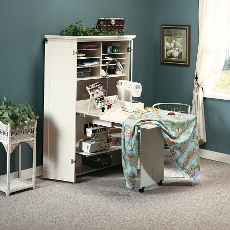 The Best Sewing Table For Under 500 Sewing Furniture