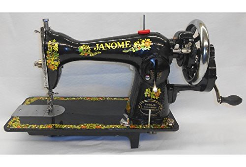 hand powered sewing machine