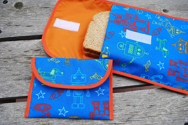 sandwich bag pattern