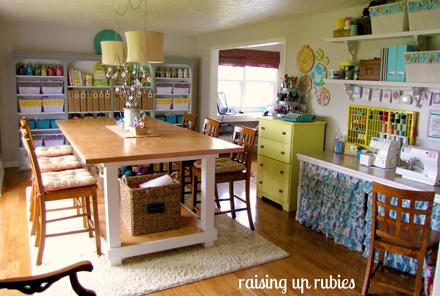 Beau 5 Clever Sewing Room Organization Ideas
